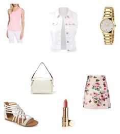 """""""Untitled #42"""" by gracieevely on Polyvore featuring Dolce&Gabbana, Ming Wang, Chloé and Gucci"""