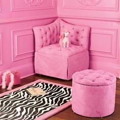 pink room!