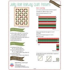 Looking for free quilt patterns and tutorials for beginners to inspire you and help you get started? Choose from hundreds of different free patterns from Fat Quarter Shop. Browse our most recent patterns today! Jelly Roll Quilt Patterns, Beginner Quilt Patterns, Quilt Patterns Free, Quilting For Beginners, Quilting Tips, Quilting Tutorials, Free Pattern, Quilting Fabric, Quilting Projects