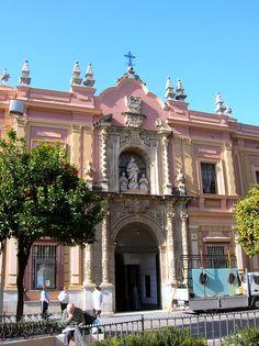 Museo de Bellas Artes:  Sevilla, Spain.