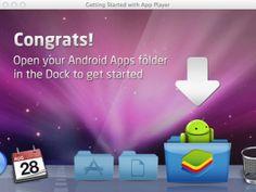 Corre Apps de Android en tu Mac