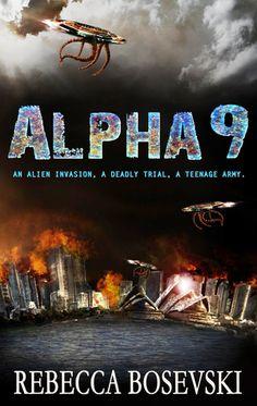 """""""Alpha 9"""" by Rebecca Bosevski"""