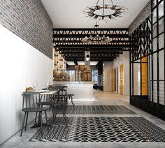 De geur van versgebakken brood komt je tegemoet in dit nieuwste boutique hotel in Barcelona Roomed | roomed.nl