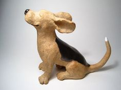 Sculpting poodle dog in Clay | Add it to your favorites to revisit it later.