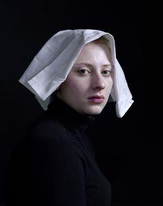 Les portraits de Hendrik Kerstens