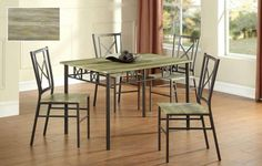LABOR DAY SALE IS ENDING TONIGHT D14 Dining Table Set Is 9999 Sale Ends