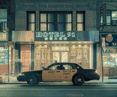 French born, NYC based photographer Franck Bohbot captured these atypical images of New York's Chinatown. New York Chinatown, Quiet Moments, Night Photos, Night City, Photo Series, Best Cities, Architecture, Street Photography, New York City