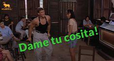 Van Damme danseaza pe Dame tu Cosita