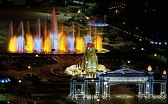 Image result for JERUDONG PARK FOUNTAIN brunei
