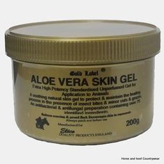 A strong skin gel containing 90 pure aloe vera with emollient A soothing natural antibacterial and anti-fungal preparation containing over 75.