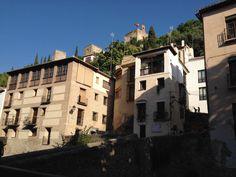 Paseo de los Tristes, Granada
