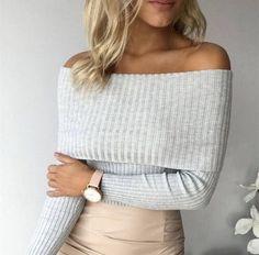 feminine and pretty sweater