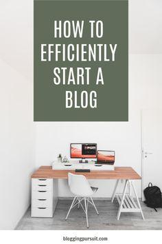 Office Desk, How To Start A Blog, Blogging, About Me Blog, Board, Home Decor, Desk Office, Decoration Home, Desk