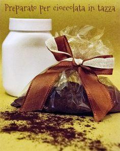 Preparato per cioccolata speziata in tazza