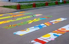 Russian city gets avant-garde pedestrian crossings | News — The Calvert Journal