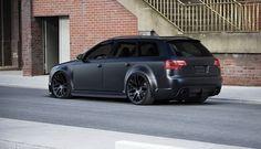 slammed audi a4 wagon | Thread: satin black vinyl?  #windscreen #audi-a4 http://www.windblox.com
