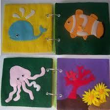 Image result for sea felt animals