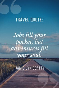 Jamie Lyn Beatty - Travel Quote