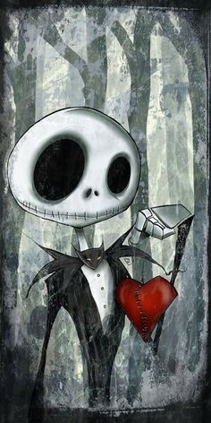 Halloween Movie Classic: Nightmare before Christmas---Jack Skellington Nightmare Before Christmas, Jack Skellington, Desenhos Tim Burton, We All Mad Here, Tim Burton Kunst, Jack The Pumpkin King, Arte Obscura, Jack And Sally, Corpse Bride