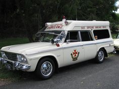 Studebaker Lark Ambulance