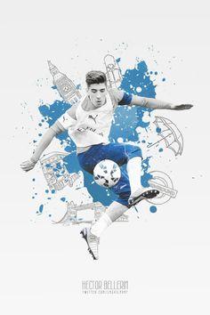 Hector Bellerin Football Is Life, Football Art, Football Players, Arsenal Club, Arsenal Fc, Croke Park, Fa Cup, Great Team, Best Player