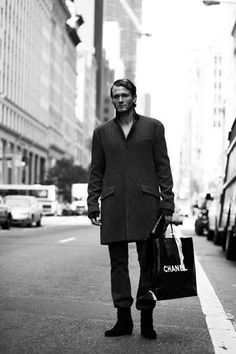 (Give Me) The @CHANEL Man....!!! #Menswear #MenStyle #Fashion #Chanel