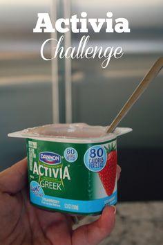 Activia Challenge Self Care For Moms Yogurt Benefits