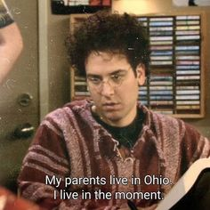 Cute Quotes For Your Crush Funny Ted Mosby, How I Met Your Mother, Tv Quotes, Funny Quotes, Funny Humor, Qoutes, Funny Stuff, La Haine Film, Cute Quotes For Your Crush