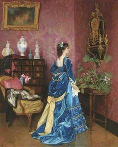 1872 AUGUSTE TOULMOUCHE, via Flickr.