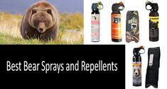TOP-5 Best Bear Sprays and Repellents #bearspray