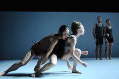 batsheva dance co. - saw these guys in Berlin once, great company!