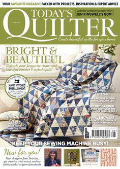 Today's Quilter Magazine Subscription | Quilts | Pinterest : quilting today magazine - Adamdwight.com