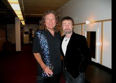 Robert Plant (..Led Zeppelin) & Paul Rodgers (Free, Bad Company, The Firm, The Law, Queen + Paul Rodgers)
