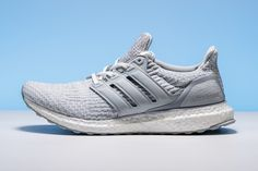 Reigning Champ and adidas cooked up this light greyscale version of the Ultra Boost 3.0 silhouette.  http://www.stadiumgoods.com/ultraboost-reigning-champ-clear-grey-clear-grey-aluminum-bw1116  #adidas