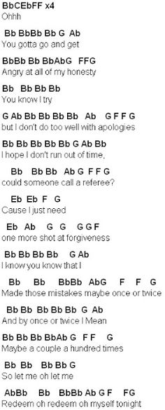 Flute Sheet Music: Sorry