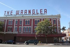 This cowboy/western super store has been here since 1892. Anything you would want to purchase for your cowboy needs you need to shop here while in Cheyenne, the capital of Wyoming.  Two things cowboy-ish I did not see for purchase at the Wrangler  1) no horses for sale 2) spurs