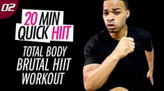 20 Min. Total Body Fun In the Sun HIIT Workout | 20 Min. Quick HIIT #02