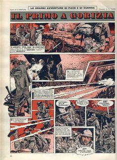 Il primo a Gorizia 13 Corrierino e Giornalino by Corrierino   Tratto dal nº 12 del 22 marzo 1970 del Corriere dei Piccoli.