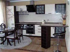 Кухня в японском стиле в Калининграде фото.