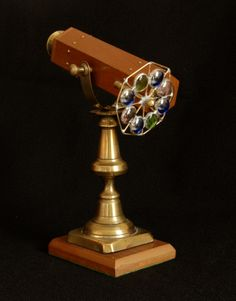 Steampunk Kaleidoscope