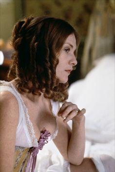 """Isabelle Huppert - """"Madame Bovary"""" (1991) - Costume designer : Corinne Jorry"""