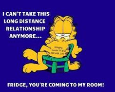 funny garfield quotes - Google Search