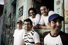 A banda pernambucana comemora dez anos do lançamento de Original Olinda Style (Foto: Clara Gouvea / Divulgação)