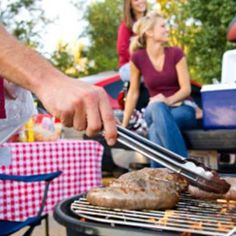 It's BBQ Time! When foods, primarily meats, come in contact with intense flames, smoke and heat, two known cancer-causing agents can form: Heterocyclic amines (HCA) and polycyclic aromatic hydrocarbons (PAH).  However, safe grilling practices can significantly cut the formation of HCA and PAH on your barbequed food. These tips will help you grill more safely: