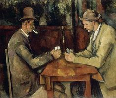 Paul Cézanne: The Card Players, Courtauld Gallery, review - Telegraph