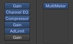 The Important of Gain Structure when Mastering  Many of us know it's importance in mixing but seldom do we discuss it in a mastering context.  Gain staging is important here too.  See the above screenshot.  I have a gain stage at the very beginning of my chain (Gain 1) another after my compressor (Gain 2) and lastly one after my limiter (Gain 3). Let's break those down:  Gain 1: This is for managing my own headroom. People often say that Mastering engineers need 6dB of headroom but that's…