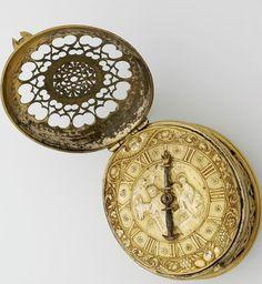 Pocket watch: watch  Duboule, Jean Baptist (producer) Geneva, probably around 1630