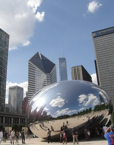 The Bean : Chicago