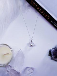Herkimer Diamond — Shakti l'essence crystal crown, yoni egg, Crystal Crown, Herkimer Diamond, Dog Tag Necklace, Egg, Jewelry, Diamond Clarity, Crown Chakra, Psychic Abilities, Personal Goals