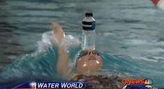 WATCH: Missy Franklin's backstroke drill